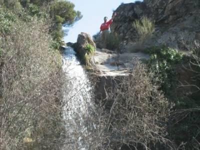 Cascada Valle del Ambroz Hervás; rutas senderismo comunidad de madrid